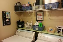 laundry room / by Gwen Bennett (Imperfect Pastries)