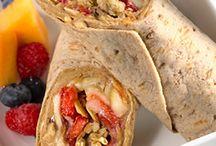 Healthy breakfast ideas / by Felicia Preciado