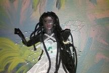 The rare and elusive blak fairy / by Sabreen Sabur