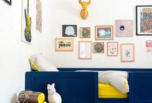 Kids Room / by Liz O'Shields