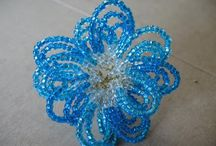 Beaded flowers / by Kelly Collins