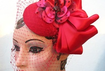 Fashion's in Red / by Joan Ziegler