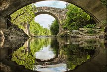 Bridges - Old and New / by Ava Berry