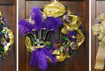 Mardi Party! / I'm a North Louisiana gal with a South Louisiana spirit - as we begin to shake off the Winter doldrums each year, its time to Laissez Les Bon Temps Rouler!!   / by Sharon Stinson