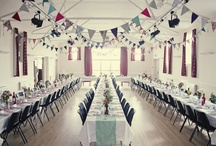 Village hall weddings / by Itsy Bitsy Vintage