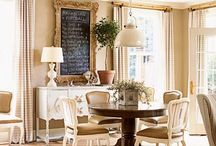 Dining Rooms / by Amy Priddy