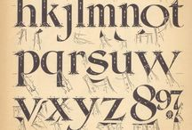 hand lettering / by Karen Walrond