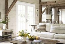 Inside the Cottage / by Verbena Cottage