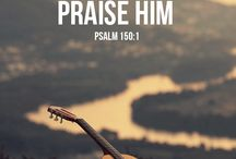 Praise Him / by Knowing Jesus †