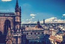 Seville, Spain / by Travelocity Travel