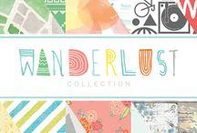 Wanderlust - Winter 2014 Release / by Studio_Calico