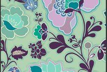 Fabric I Love / by Roseann | Mia Bella Originals