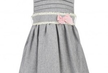 Dresses baby girl / by Francisca Fernandez