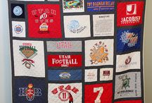 Tee Shirt Quilts / by Michelle Chitty