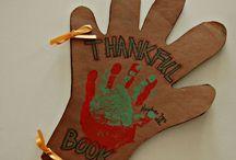 thanksgiving craft ideas / by Carol Penrosa