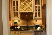 Butler Pantry Ideas / by Amanda Jones