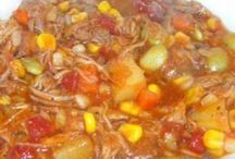 Low fat meals for darrell / by Tricia Allen