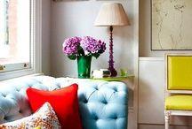 interior design / by Kristin Sanders