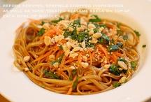 Lovely food - pasta / by Annachiara Piffari