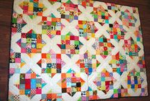 QUILT~SPIRATION / Inspiring quilt ideas  / by Shelly Langley