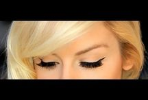 makeup, wish i didn't have to find hypoallergenic stuff / by Donna Milligan