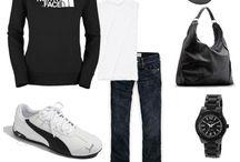 Clothes / by Kari Ricker