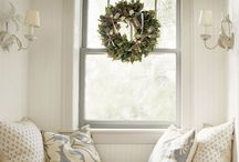 trees and wreaths / by Gabrielle Tucker Mader