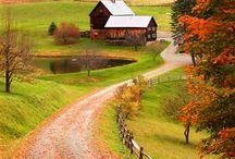 Barns / by Joe Cochran