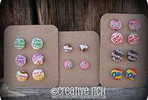 Craft Ideas / by Caitlin Beary