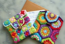 Knit/crochet / by Carolyn Gurr