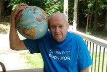 LUNGstrong  / LUNGevity lung cancer survivors living strong! / by LUNGevity Foundation