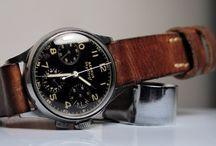 Watches / Watches, most of which I would like to own. / by Brendan Gately