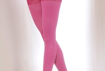 Spring Is In The Air / New spring colors and styles available at Silkies.com / by Silkies Hosiery
