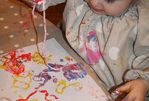 Kiddie Arts-n-crafts / by Abigail Kolka