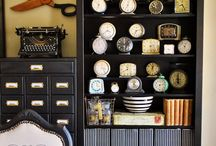 Decor: Shelving Inspirations! / You will find all things shelving and great design ideas to do it yourself! / by Designed Decor
