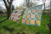 Quilting  / A Step Back in Thyme..... / by Heidi Adams Ramsey