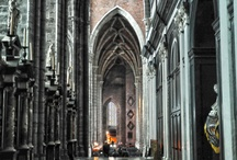 Gothic  Cathedrals / by Effie Smith