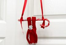 Elf On The Shelf Fun / Elf On The Shelf Fun Ideas for the Holidays #ElfOnTheShelf / by Chrissy {The Taylor House}