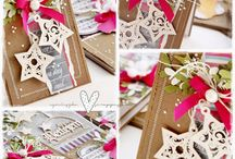 holiday cards / by Kathleen Daniels