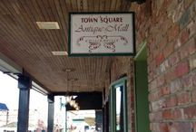 My favorite places to junk / Junk stores, thrift stores, antique malls  / by Turning Leaf Crafts /Laura Locke