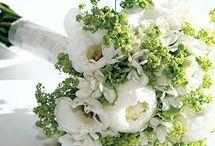 White Wedding Ideas / by Tanvi Desai