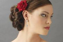Ravishing in Red - Weddings and Prom! / Our favorite red accessories and ideas for your prom or wedding day!  Visit us anytime at www.affordableelegancebridal.com for elegant, affordable accessories! / by Affordable Elegance Bridal