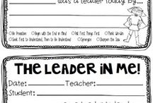 Leader in Me / by Mary Barker