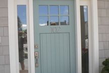 New Front Door / by Charlotte H