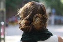 hairspiration / by Michaela Sljivich