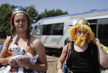Le Mouv' aux Vieilles Charrues 2013 / Vivez en image l'édition 2013 du plus grand festival français ! Crédits photo : Sébastien Sabiron & Christophe Crenel / by Le Mouv'