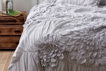 Bedding / Sheets, coverlets, and linens for the bed / by Melinda Dame Christensen