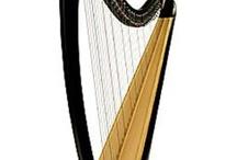 Harps / by Aspen L
