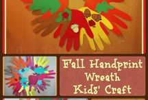 Fall into Crafts / by Lisa Lang