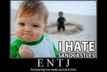 ENTJ personality / by Malena Lott